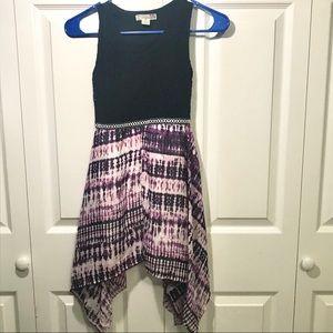 Fancy Purple Dress